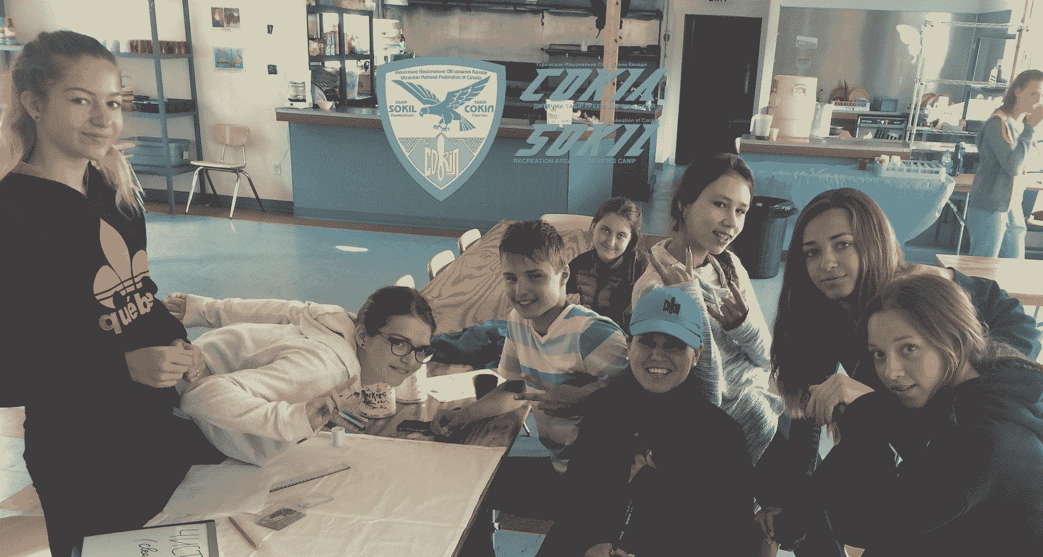 CAMP SOKIL – CHILDREN'S CAMP