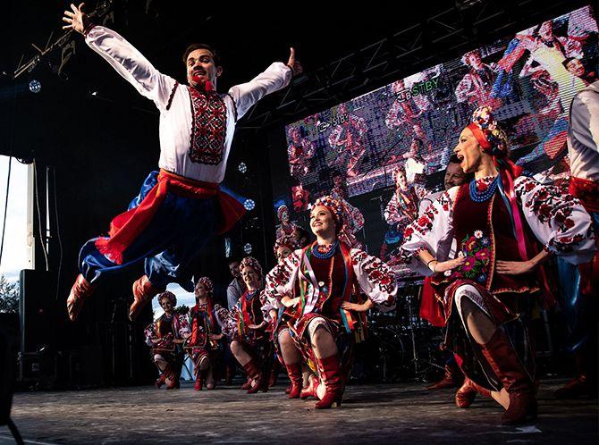 Become a Kalyna dancer